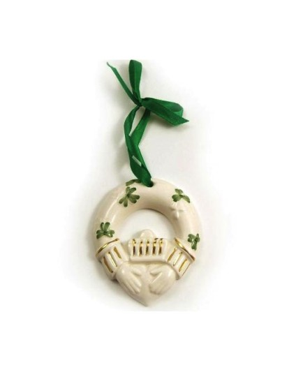 Decorazione Ceramica Claddagh
