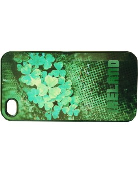 Cover per iPhone 4/4S Shamrock