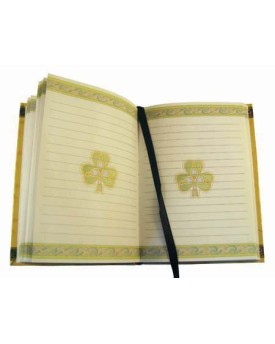 Notebook Irish Weave