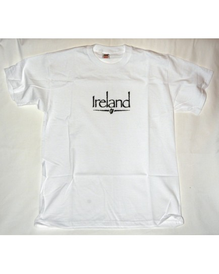 T-Shirt Bianca – Ireland