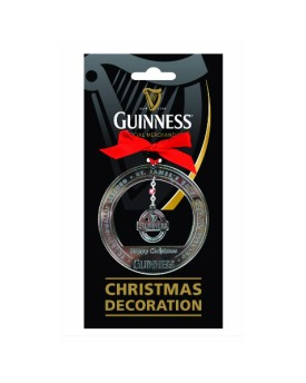Decorazione Guinness Label