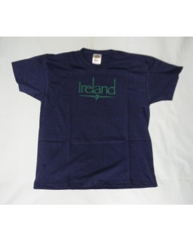 T-Shirt Blue Ireland