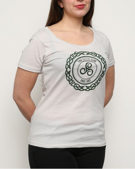 "T-Shirt Woman ""Celtic Club"""