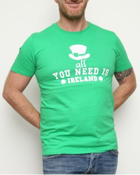 "T-Shirt Man ""All you need"""