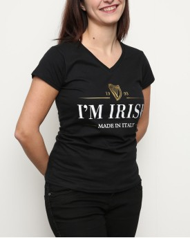 "T-Shirt Woman ""I'm Irish"""