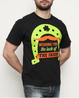 "T-Shirt Man ""Luck of the Irish"""