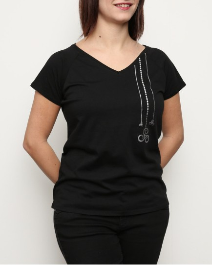 "T-Shirt Woman ""Chic"""