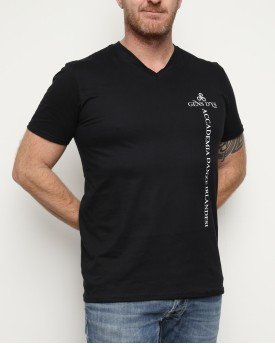 "T-Shirt Man ""Official Gens d'Ys Academy"" Black"