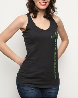 "Tank top Woman ""Official Gens d'Ys Academy"""